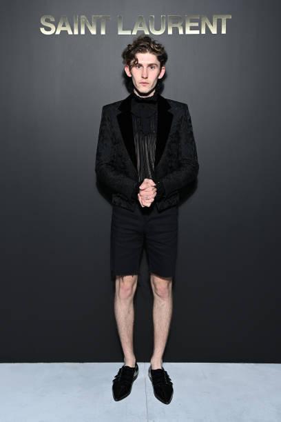 FRA: Saint Laurent : Photocall -  Paris Fashion Week - Womenswear Spring Summer 2022