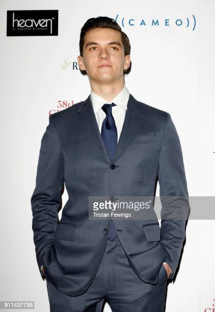 Fionn Whitehead attends the London Film Critics Circle Awards 2018 at The Mayfair Hotel on January 28 2018 in London England