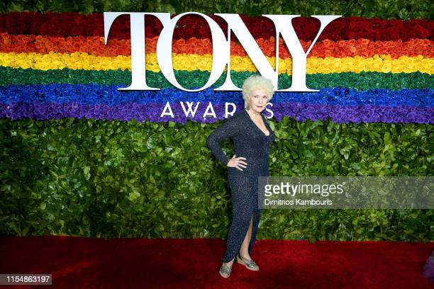 Fionnula Flanagan attends the 73rd Annual Tony Awards at Radio City Music Hall on June 09 2019 in New York City