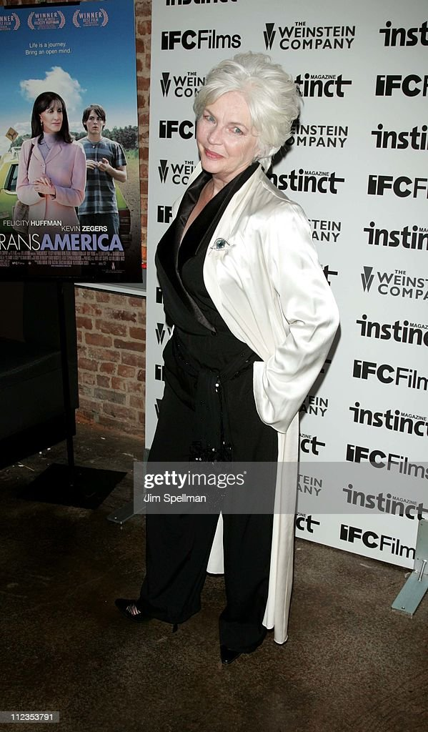 """The Weinstein Company's """"TransAmerica"""" New York City Special Screening - Arrivals"""
