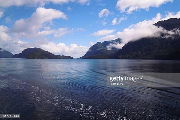 Fiordland, New Zealand
