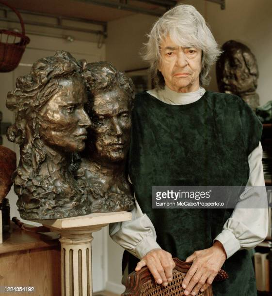 Fiore de Henriquez ItalianBritish sculptor 18th May 2001 Born intersex or a hermaphrodite in Italy de Henriquez joined the partisan movement during...
