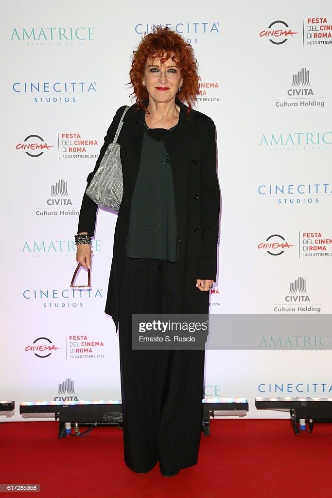 Charity Dinner For Amatrice - 11th Rome Film Festival