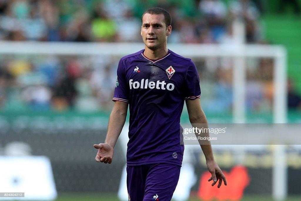 Sporting CP v Fiorentina - Pre-Season Friendly : ニュース写真