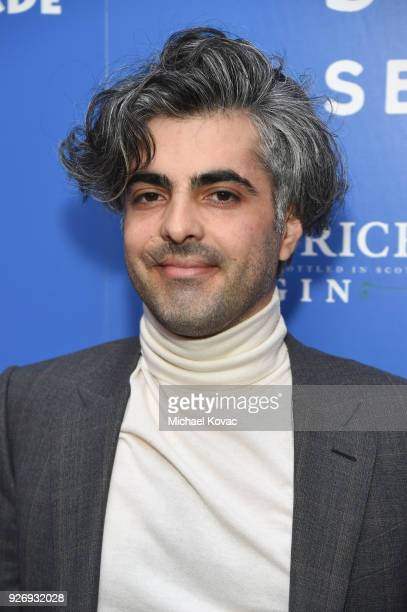 Firas Fayyad attends the IFC Films Independent Spirit Awards After Party presented by MovieGrade App Hendricks Gin and Kona Brewing Company on March...