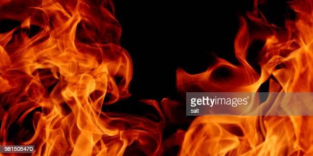fire 8744 - 炎 ストックフォトと画像