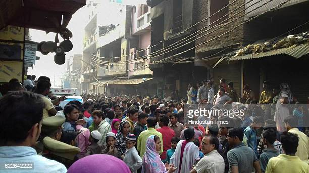 A fire at a suspected illegal garment factory in Sahibabad in Ghaziabad district Uttar Pradesh killed 13 people and injured several others on...