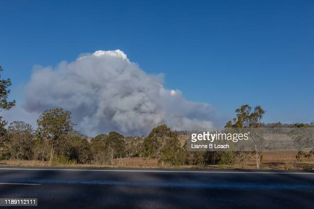 fire cloud - lianne loach stock pictures, royalty-free photos & images