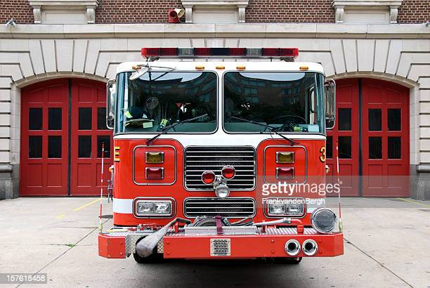 fire engine - firetruck stock photos and pictures