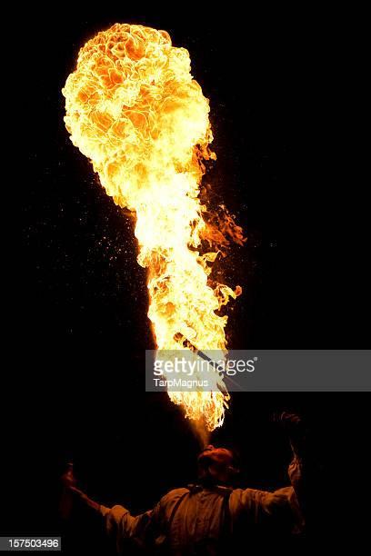 Esplosione di fuoco