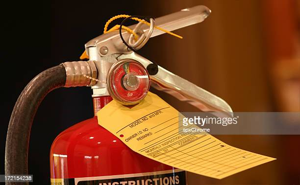 fire extinguisher - fire extinguisher stock photos and pictures