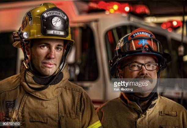 Fire Fighter & Paramedic