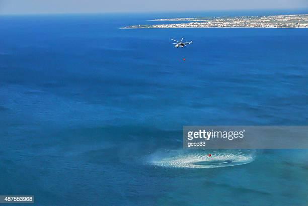 Brandschutz Hubschrauber