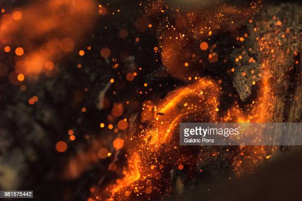 fire flam - lava stock pictures, royalty-free photos & images