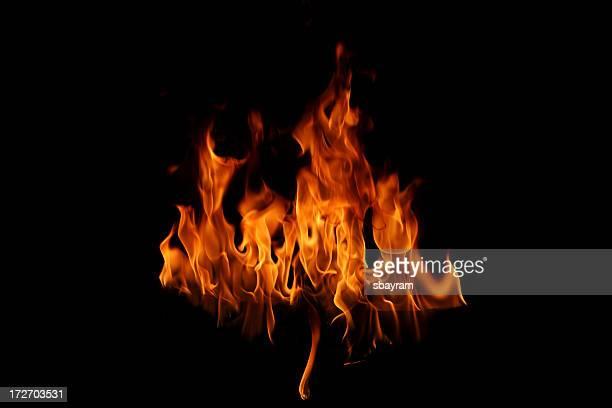 Feu flames