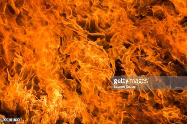 fire flames - fire natural phenomenon stock pictures, royalty-free photos & images