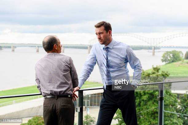 LAW Fire In A Crowded Theater Episode 105 Pictured Barry Sloane as Jake Reilly