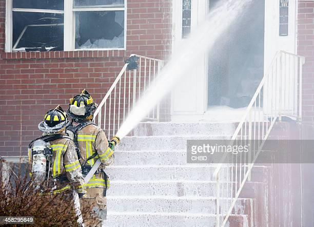 Fire in Farmington, CT