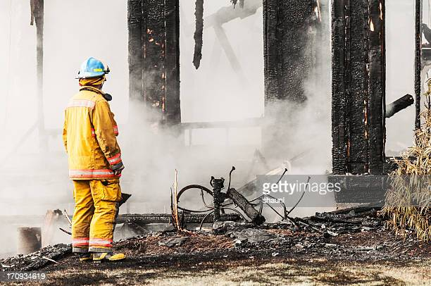 fire investigation - ember stock pictures, royalty-free photos & images