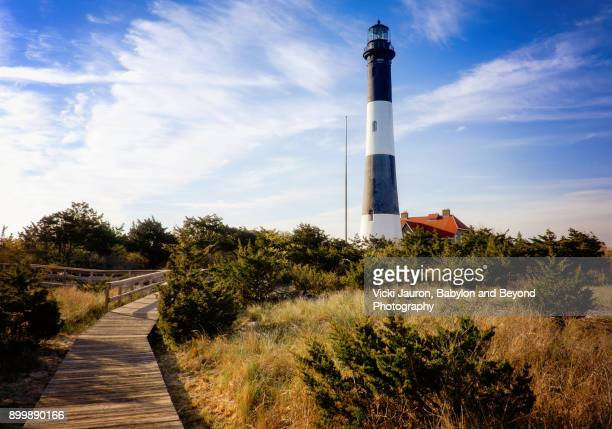 Fire Island Lighthouse from the Bay