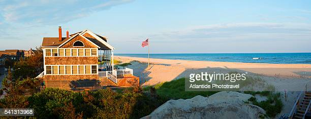 Fire island, Point O'Woods, Ocean side beach