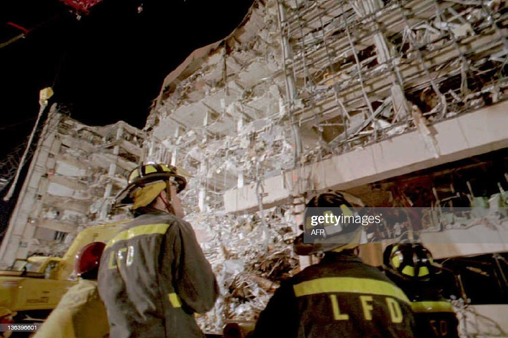 UNS: On This Day: The Oklahoma City Bombing