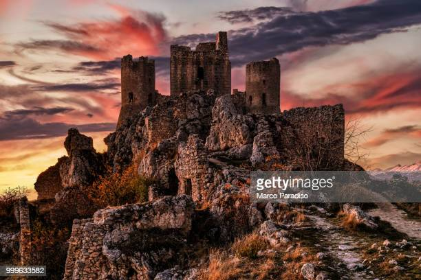 fire - fortified wall stock photos and pictures