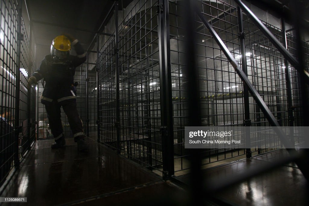 Fire Services Department West Kowloon Rescue Training Centre