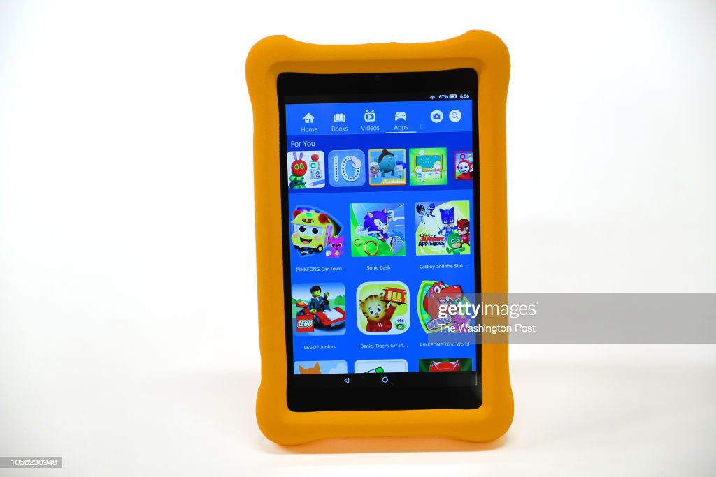 Fire Tablet Kids Edition from Amazon is one of the items in