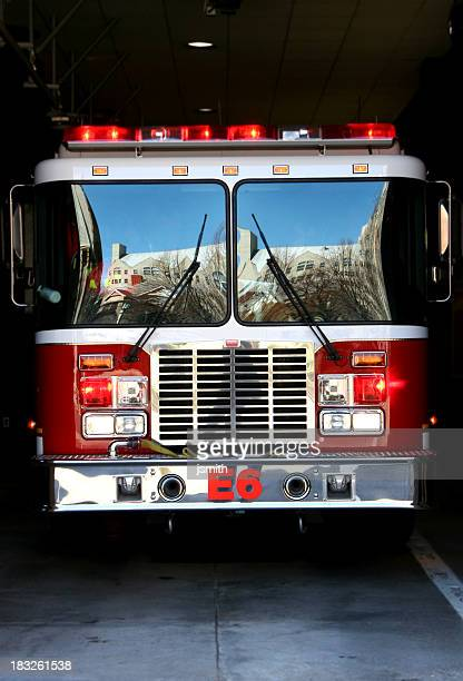 Fire Truck Reflection 2