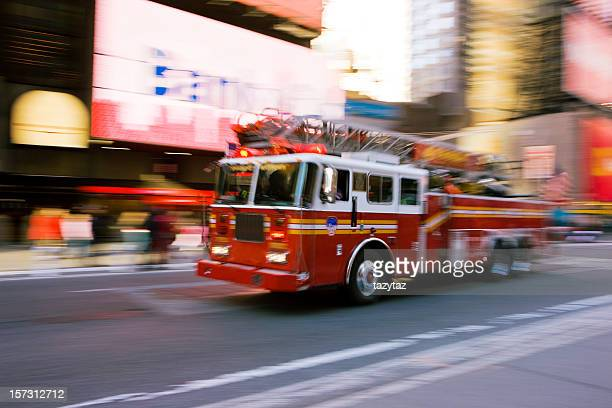 Fire Truck Zoom
