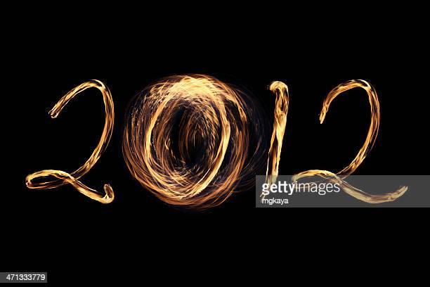 Fire Writing: 2012