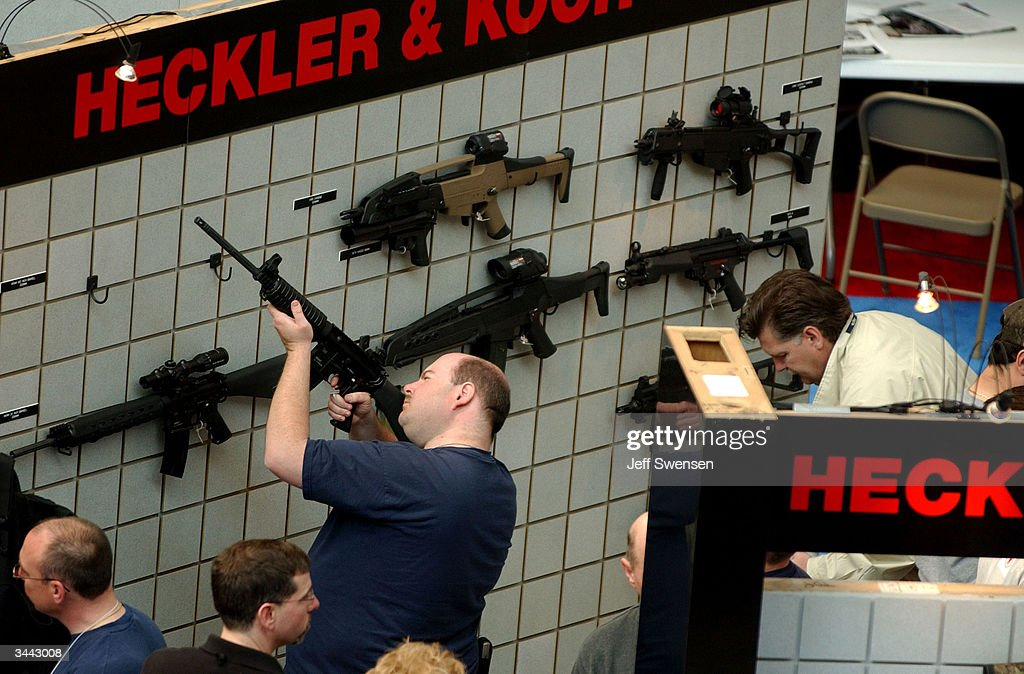National Rifle Association Holds Its 133rd Annual Meetings & Exhibits : News Photo