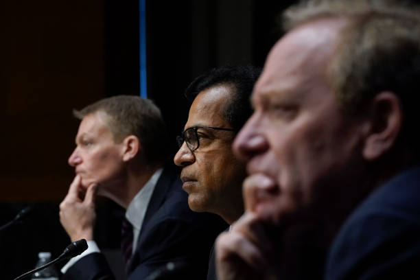 DC: Senate Intelligence Committee Examines SolarWinds Hack