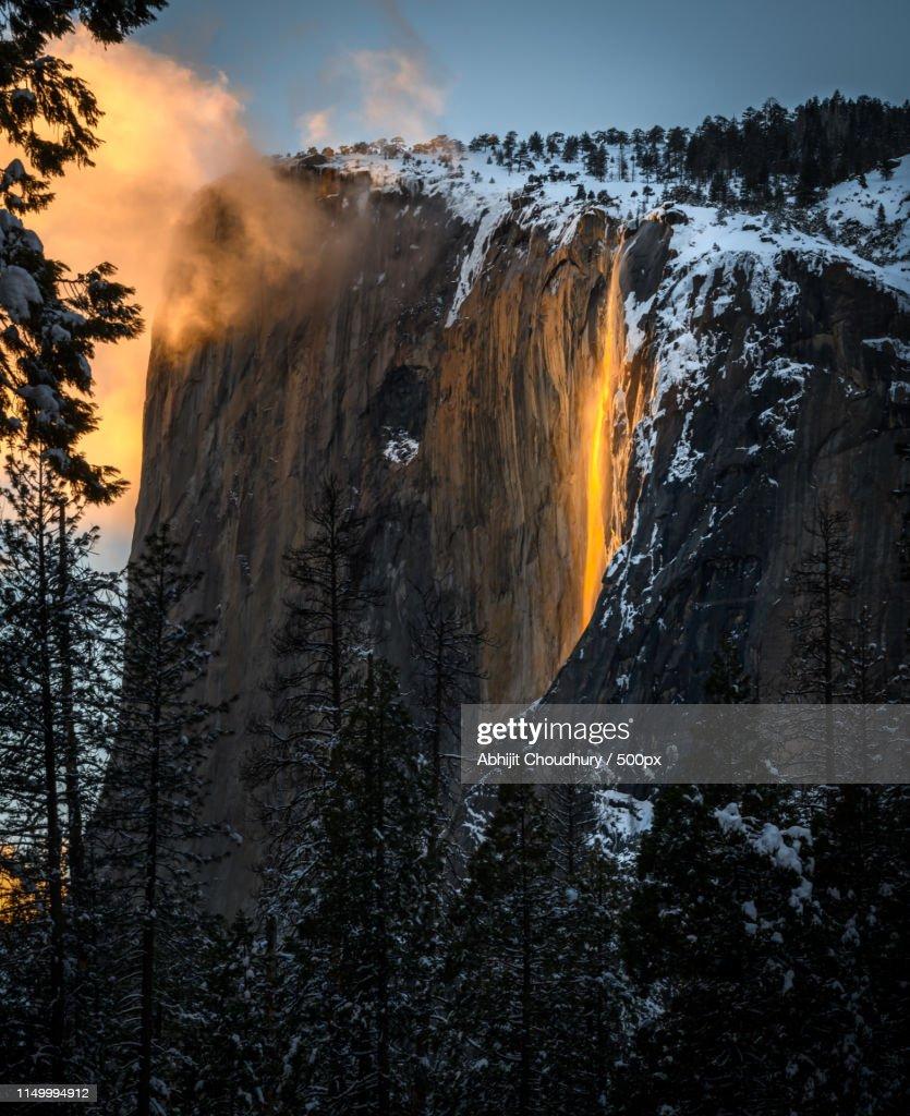 Firefall : Stock Photo