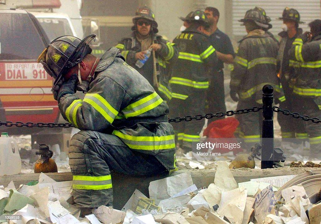 September 11 Retrospective : News Photo