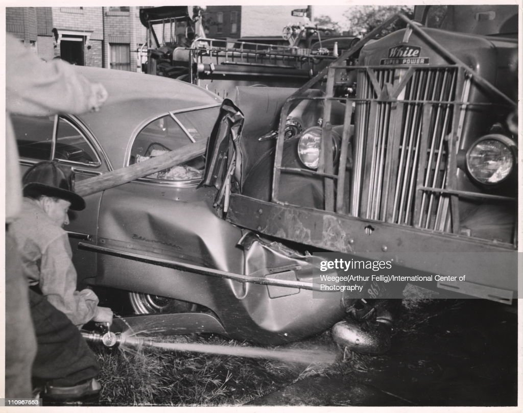 Crash Aftermath Pictures | Getty Images