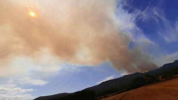 ESP: Wildfire In Catalonia