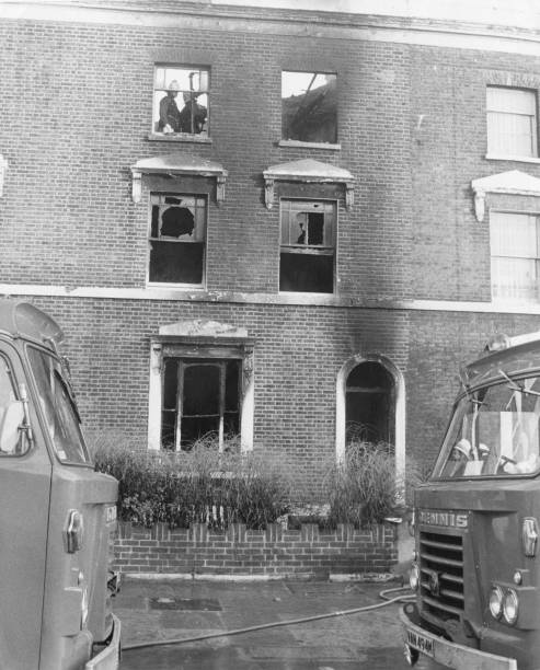 GBR: 18th January 1981: Fatal Fire At New Cross Kills 13