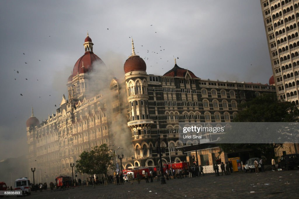 Militants Overcome As Siege Ends In Mumbai : News Photo