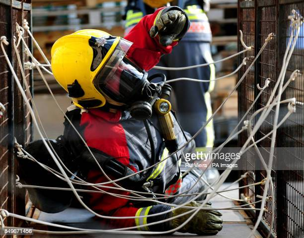 World's Best Derby Fire Brigade Stock Pictures, Photos, and