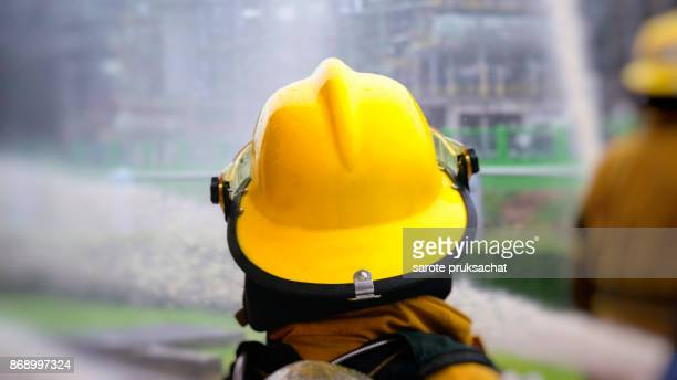 Firefighters, industry background .