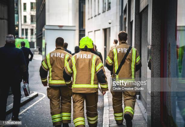 firefighters - rescue stock pictures, royalty-free photos & images