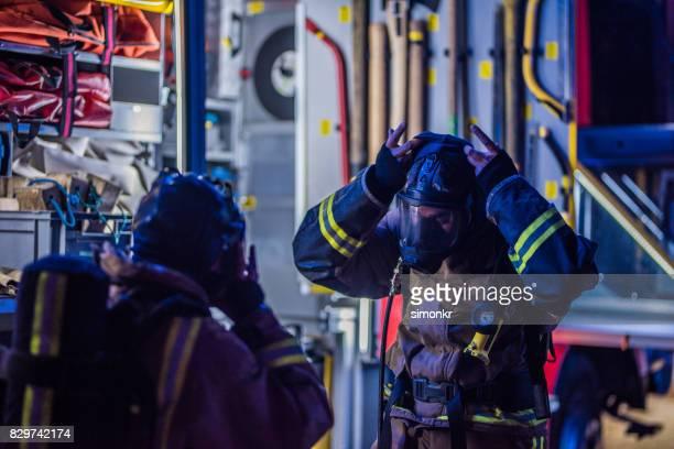 Pompiers de travail