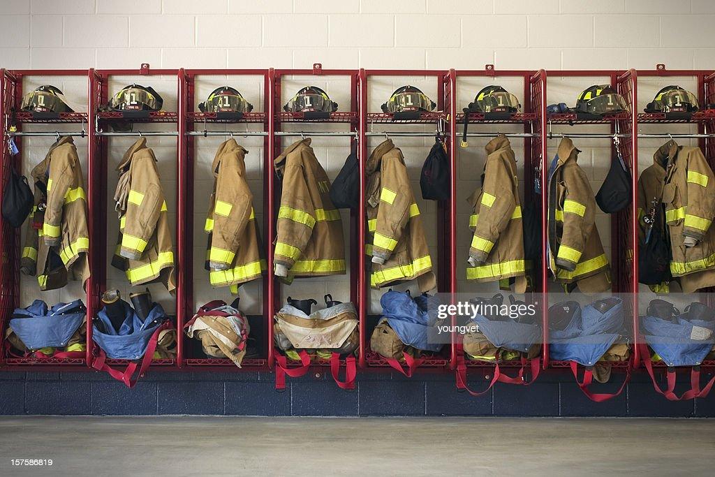 Pizza Firehouse equipamento : Foto de stock