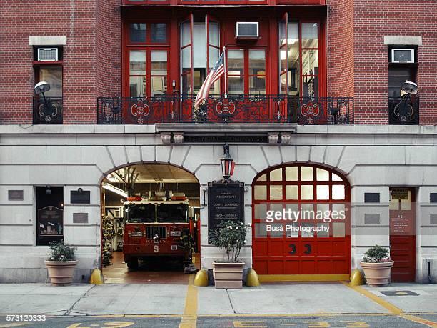 FDNY Firehouse Great Jones Street