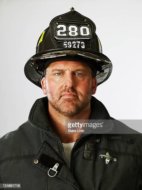 Fireman Close Up