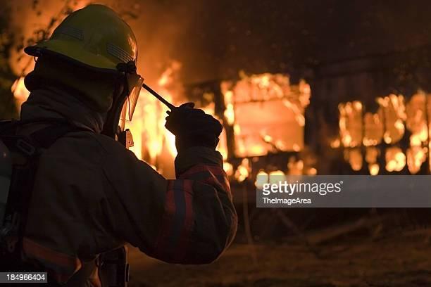 Fireman on radio 2