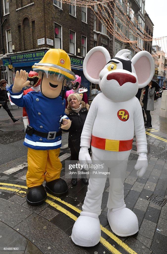 Hamleys Christmas Toy Parade : News Photo