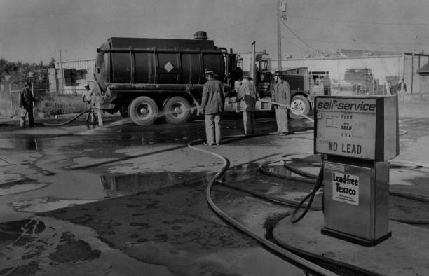gas station spill essay When the tanker truck reaches a gas station, the truck station x versus the gasoline at station y may be the small spill sonris records.